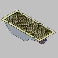 Blocos FP 3D:  Queimador a Gás Jackwall 5500Kcal
