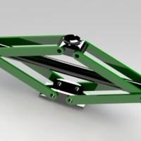 Blocos FP 3D:  Macaco Hidráulico para Carro 3D