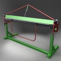 Blocos FP 3D:  Viradeira Manual 3D