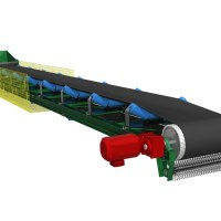 """Blocos FP 3D:  Correia Transportadora 24"""""""