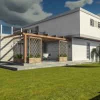 Blocos FP 3D:  Casa / Residência M1 3D
