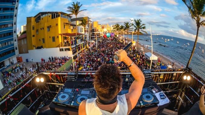 alok Artista irá aproveitar o Carnaval da Bahia para divulgar sua participação na premiação que vai escolher os melhores DJs de 2019