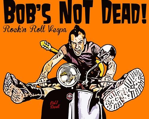 CONCERT DE BOB'S NOT DEAD