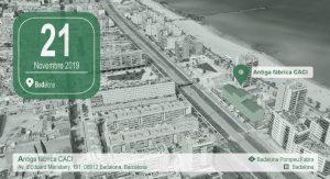 El 21 de novembre té lloc la sessió participativa del pla director metropolità a Badalona. Reserveu la data!