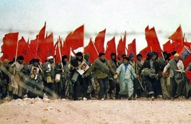 Món àrab islam islàmic Pròxim Orient musulmans golf Pèrsic Marroc Sahara Occidental Marxa verda