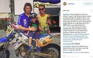 Aigar Leok anuncia la seva retirada