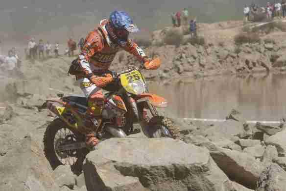 Ivan Cervantes i KTM