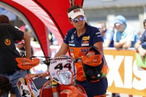 Laia Sanz i KTM