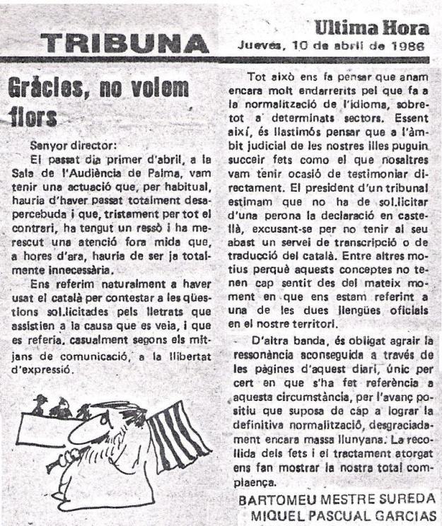 LA JUSTICIA COLONIAL CAVALCA AL GALOP!