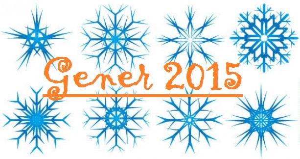 """Gener, fred o temperat, passa'l ben abrigat"" (meteorresum de Gener del 2015)"