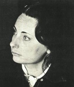 Colette Durruti, la seua filla.