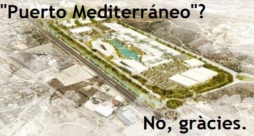 """No als megaprojectes d'oci i consum! Salvem """"La Mola"""" de Paterna (L'Horta)!"""