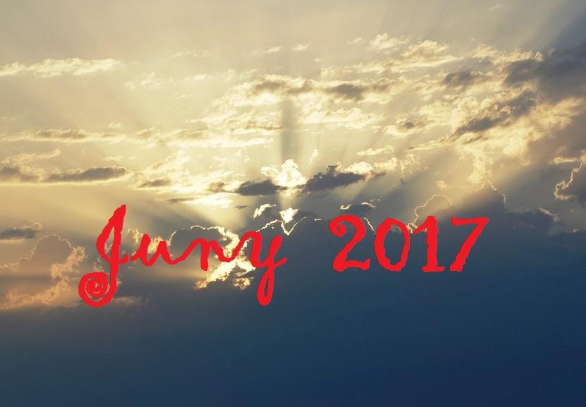 """""""Pel Juny, l'Estiu no és lluny"""". L'oratge de Juny, 2017, i el canvi climàtic."""