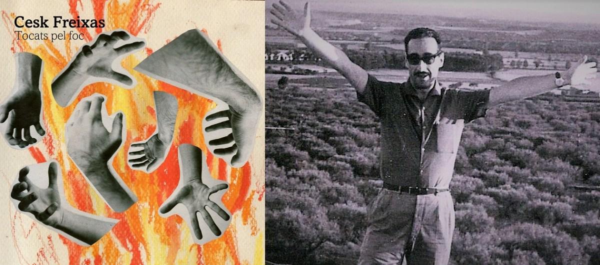 """Lectures de l'Any Pedrolo: """"Tocats pel foc"""": encendre la flama del compromís."""