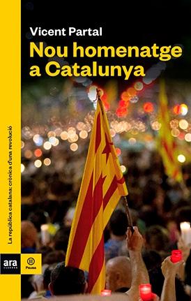 Vicent Partal: crònica d'una revolució pacífica. El llarguíssim octubre republicà que honora el poble català.