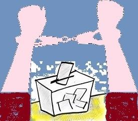 Eleccions 2019: recomença el ritual del vot captiu per una llei injusta i un grapat de falses promeses.