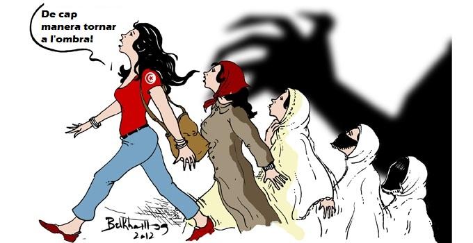Najat El Hachmi: un crit per la igualtat, la llibertat i la dignitat de les dones àrabs (i 2).