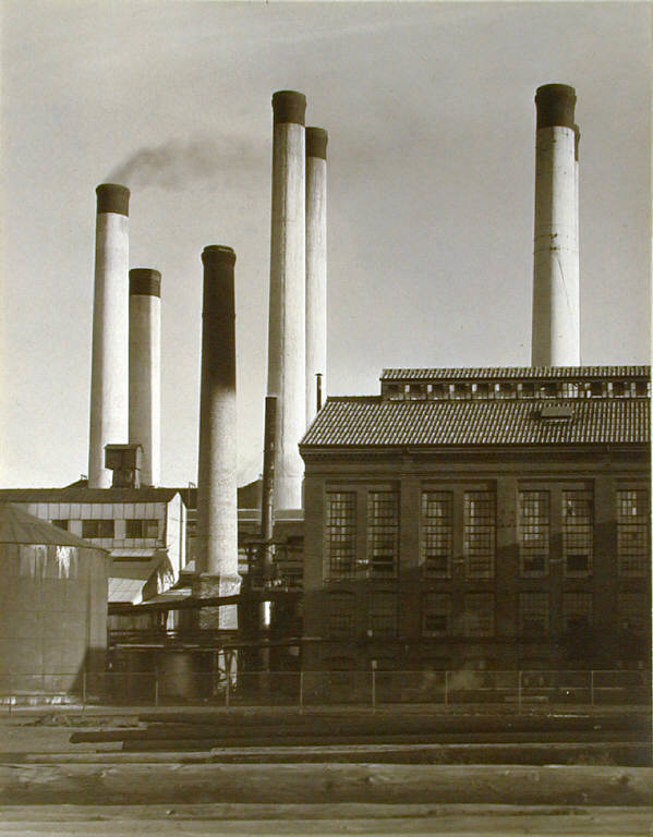 U- Electric Power Plant, New Bedford, MA) adj