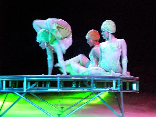 La companyia Circo Americano presenta el seu espectacle amb animals a Tarragona, Vinaròs i Castelló