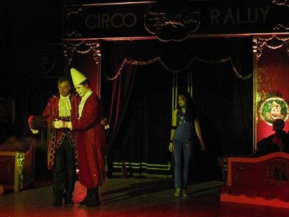 Crítica Circ Raluy: Generacions