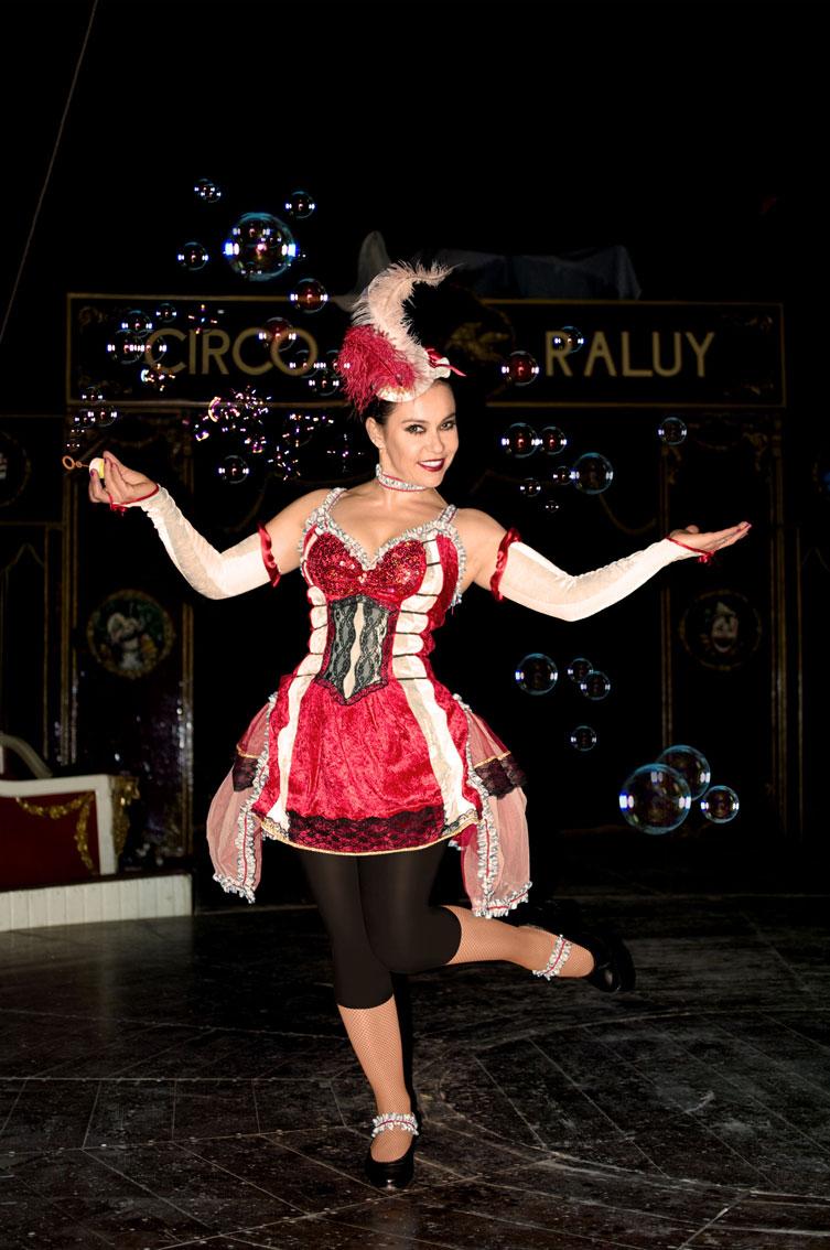 Louisa Raluy, nomenada nova directora del festival de circ Trapezi fins l?any 2013 amb l'oposició de la Generalitat