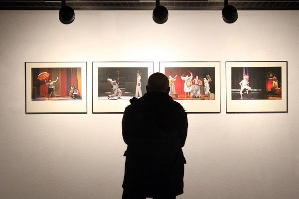 Soler-Jové, Ramon G. Ruiperez i Josep Guindo exposen les seves obres de circ a Terrassa