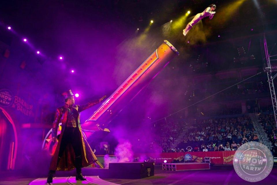 L'última funció del Ringling es podrà seguir en directe per Facebook Live