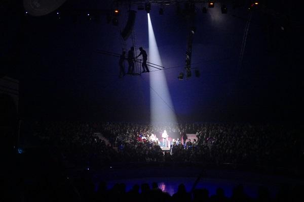 Passat, present i futur del circ