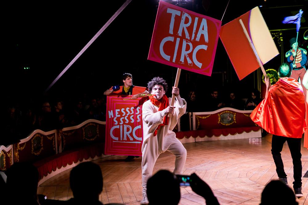 La revista Zirkòlika fa una crida a triar un espectacle de circ
