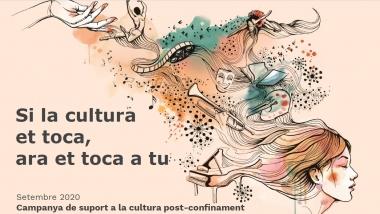 Impulsen una campanya per salvar el sector cultural post pandèmia