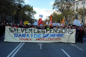 Marea pensionistas nov 2013
