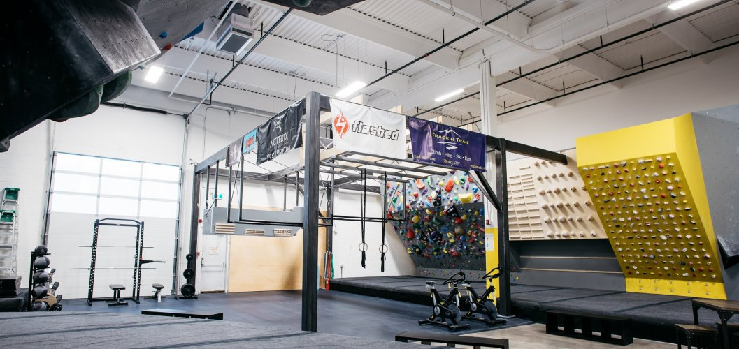 BLOCS Training Area