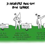 #cartoon : 3 principes pour les leaders de demain