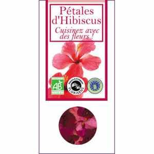 Aromandise Eetbare bio bloemen - hibiscus