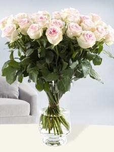 30 zachtroze rozen - Sweet Revival| Rozen online bestellen & versturen | Surprose.nl