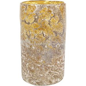 Vase Aya cylinder mountain glazen vaas 15 cm