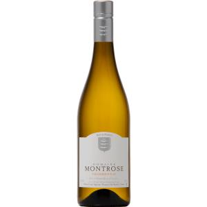 Fles witte wijn 'Domaine Montrose' - BloemenEnschede