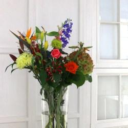 Bestel een groot boeket bij Bloemen op Locatie