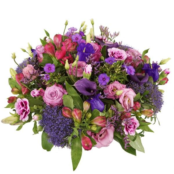Biedermeier roze paars bestellen of bezorgen