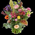 Bloemen de Tuinverrassing bezorgen bestellen of bezorgen