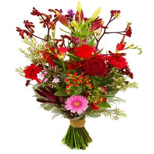 Bloemen de Valentijnsverrassing bestellen of bezorgen
