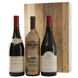 Cotes du Rhone   Farmes red wine   Bourgogne Pinot noir bestellen of bezorgen