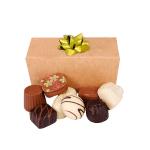 Doosje handgemaakte bonbons bestellen bestellen of bezorgen