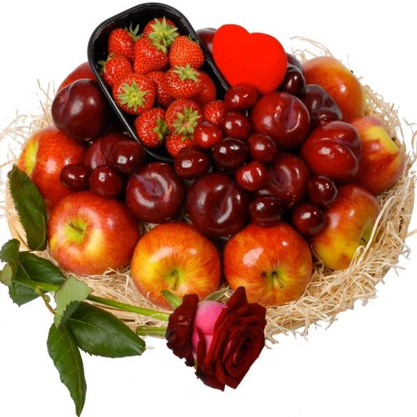 Fruitmand Liefde bestellen of bezorgen