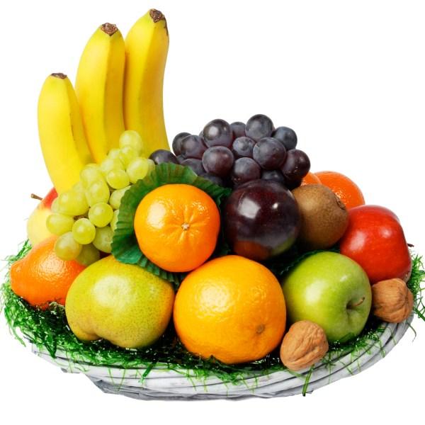 Fruitmand bezorgen bestellen of bezorgen