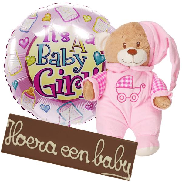 Geboorte cadeau meisje bestellen bestellen of bezorgen
