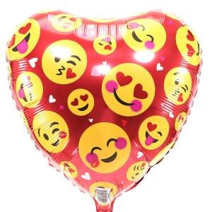 Heliumballon hartvorm bestellen bestellen of bezorgen