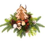Kerstboom in kerststuk bezorgen bestellen of bezorgen