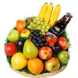 Klassieke fruitschaal groot bestellen of bezorgen