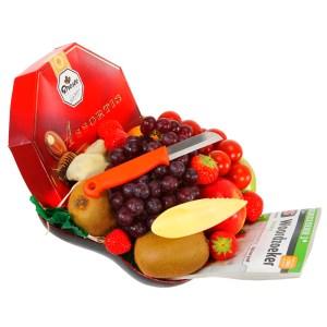 Luxe ziekenhuis Fruitmand bestellen bestellen of bezorgen